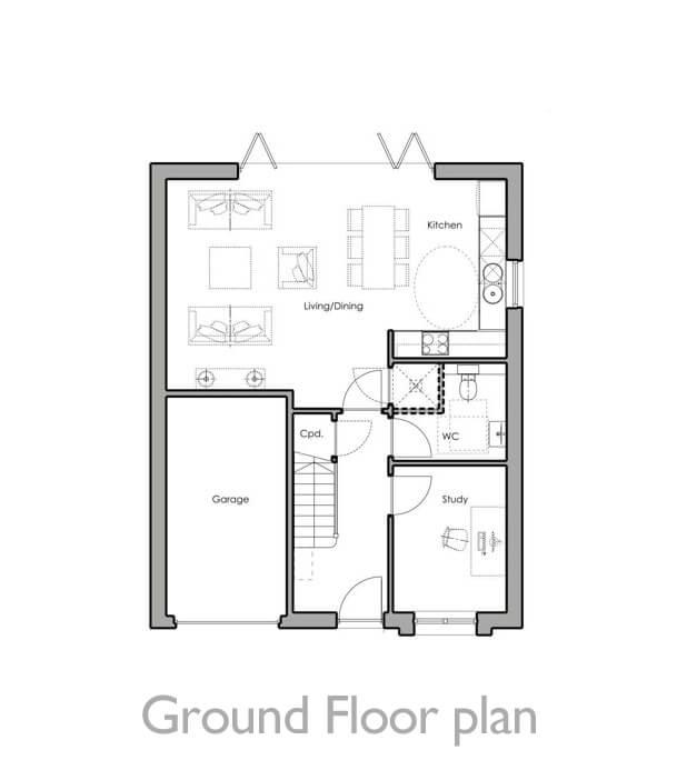 House-Type-C-Ground