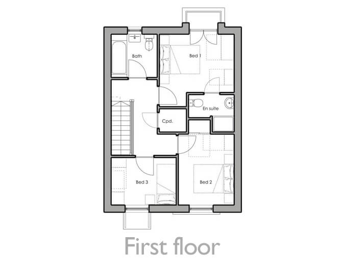 House-type-D-first-floor