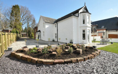 Tour the oldest house in Bothwell, Glasgow