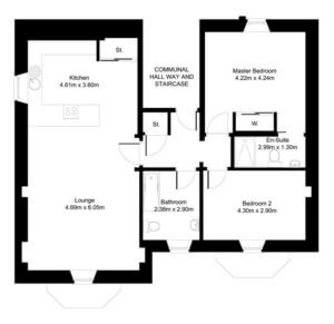 Panacea Property: Inverallan Apartment 5