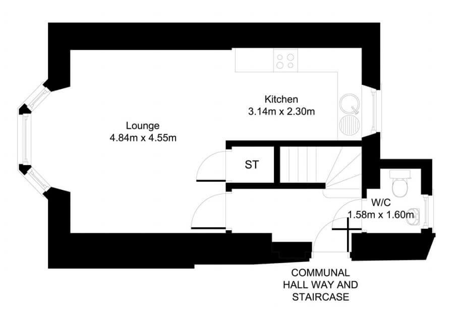 Panacea Property: Inverallan Apartment 6