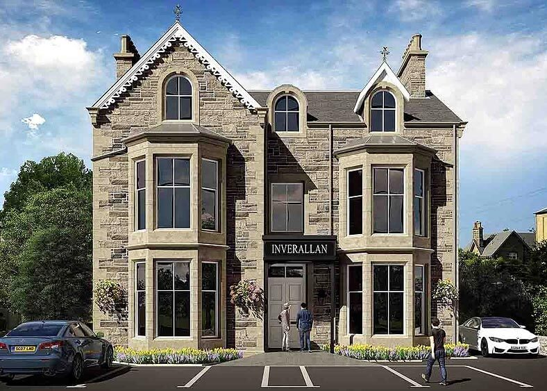 Panacea Property: Inverallan Apartments
