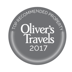 Olivers Travels Award for Cameron North Lodge
